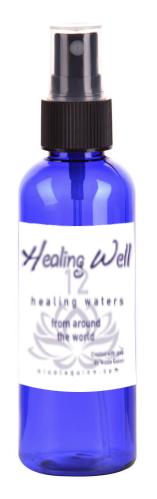 Healing Well spray